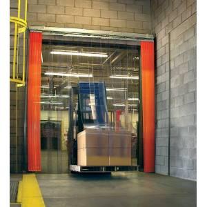 Porte souple PVC