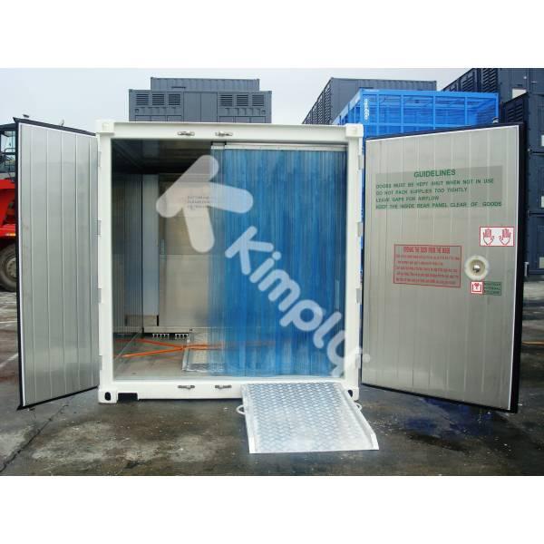Lanière PVC surgélation -60°C