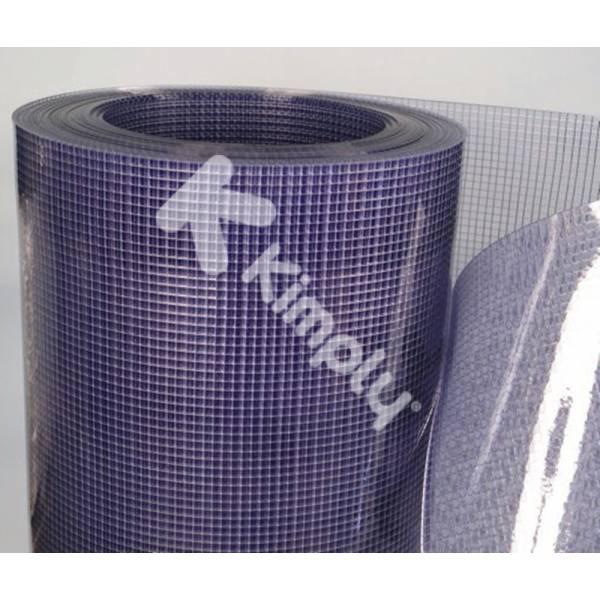 Lanière transparente et incolore avec armature de renfort haute résistance