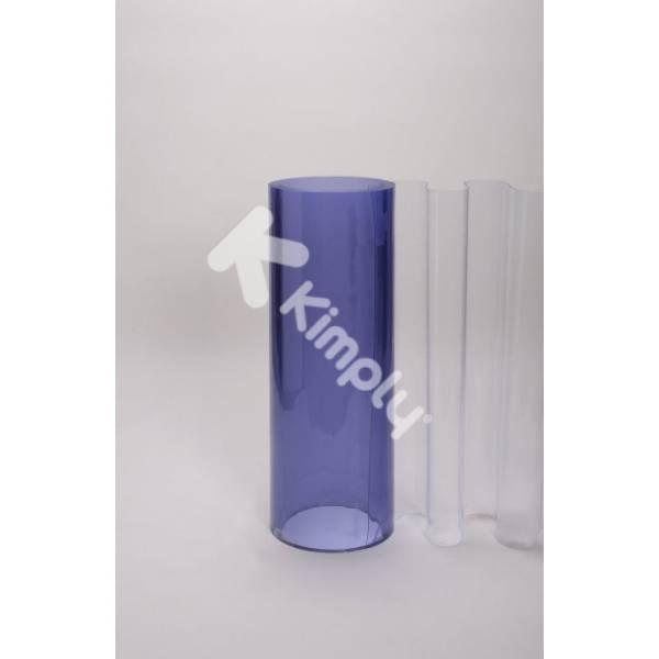Panneau souple PVC transparent et incolore standard