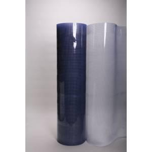 Panneau plastique transparent et incolore standard