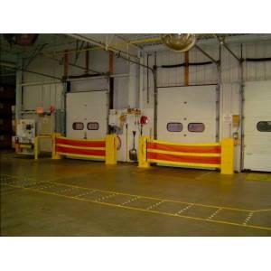 Filet garde-corps de sécurité industriel