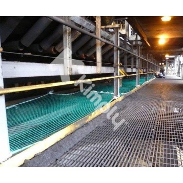 Filet de fosse industrielle