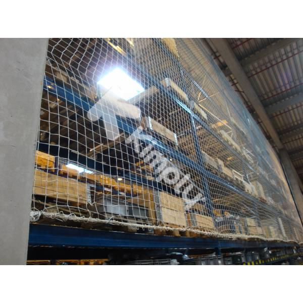 Filet anti-chute rayonnage
