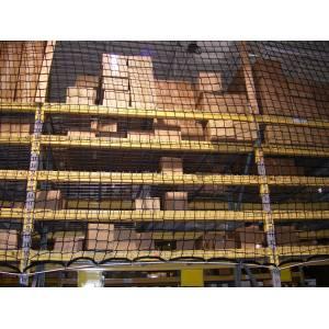 Filet anti-chute rack de stockage