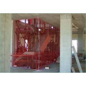 Filet protection pour escalier