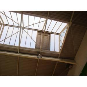 Rideaux pare soleil industriels et rideaux solaires industriels
