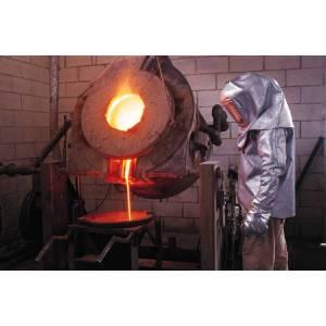 Bâche ignifugée M0 et bâche M1pour la métallurgie
