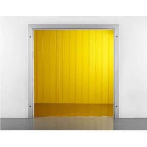 Porte à lamelles jaune parfumées à la citronnelles