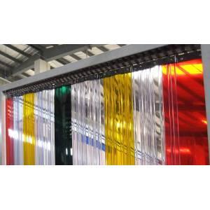 porte à lanière souple PVC avec couleurs