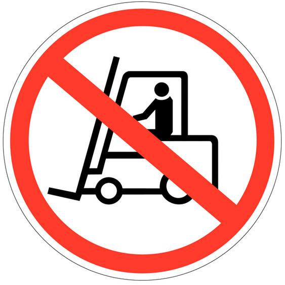 KIMPLY ® : panneau de d'interdiction pour votre porte à lanières