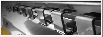 Kit de lanières PVC souples